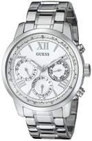 GUESS GUESS? Women's U0330L3 Stainless Steel Watch