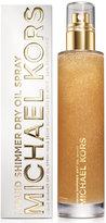 Michael Kors Bath & Body Liquid Shimmer Dry Oil Spray, 3.4 oz