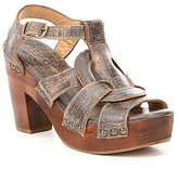 Bed Stu Caitlin Platform Sandals