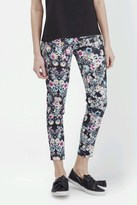 French Connection Isola Bloom Cropped Pants