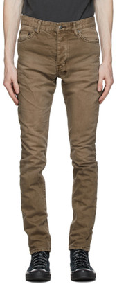 Ksubi Brown Chitch Jeans