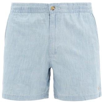 Polo Ralph Lauren Prepster Classic-fit Cotton-blend Chino Shorts - Light Blue
