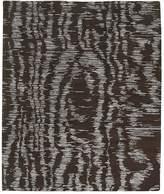 Tufenkian Artisan Carpets Moire Bittersweet Area Rug, 12' x 16'