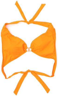 Tory Burch Halter Neck Bikini Top
