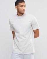 Asos Skater T-Shirt With Turtleneck