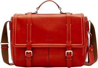 Dooney & Bourke Toscana Executive Montgomery Messenger