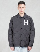 HUF Quilted Coach's Jacket