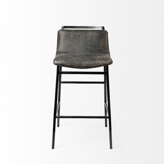 17 Stories Brimmer Bar & Counter Stool Seat Height: Counter Stool (24.5a Seat Height)