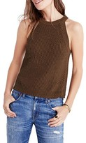 Madewell Women's Valley Sweater Tank