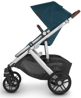 UPPAbaby Vista V2Pushchair - with Carrycot, Seat Unit, Rainshields, Sun Shades & Insect Nets