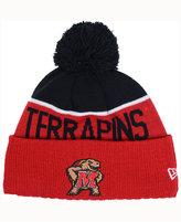 New Era Maryland Terrapins Sport Knit Hat
