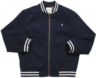 Ralph Lauren Reversible Cotton Gabardine Jacket
