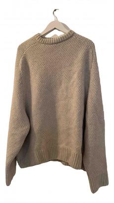 Raey Grey Wool Knitwear
