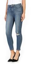 Paige Women's Margot High Waist Crop Skinny Jeans