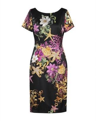 Clips Knee-length dress