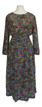 Vanessa Seward Multicolour Silk Dresses