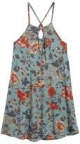 O'Neill Girl's Devy Rib Knit Tank Dress