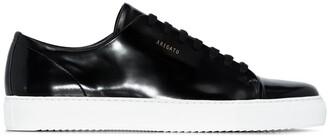 Axel Arigato Cap Toe patent-leather sneakers