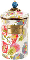 Mackenzie Childs Morning Glory Canister