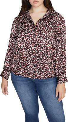 Sanctuary Monday to Sunday Button-Up Blouse