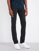 Paige Lennox vintage slim-fit tapered jeans