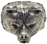 DSQUARED2 Silver Bear Ring
