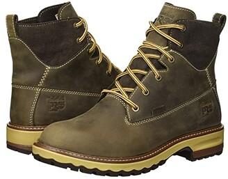 Timberland Hightower 6 Soft Toe WP (Turkish Coffee) Women's Work Boots