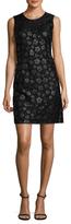 Karl Lagerfeld Floral Sheath Dress