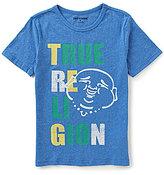 True Religion Big Boys 8-20 Buddha Pop Short-Sleeve Tee