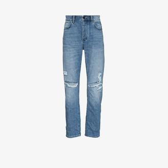 Neuw Studio Ripped Knee Jeans