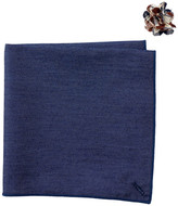 Alara Moraga Pocket Square & Lapel Pin Set