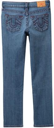True Religion Rocco Straight Leg Jeans (Big Boys)
