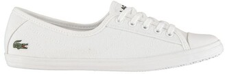 Lacoste Ziane Canvas Shoes