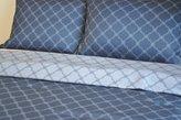 Natural Comfort Luxury Lines Microfiber Reversible Comforter Set