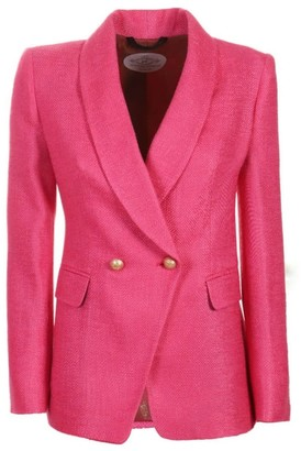 Pink Blazer Carlotta