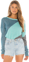 Wildfox Couture Tidal Wave Sydney Sweater