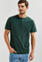 Urban Outfitters Standard Fit Henley Tee