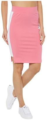 Puma Classics Tight Skirt (Bubblegum) Women's Skirt