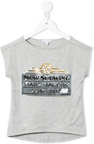 Little Marc Jacobs sequin embellished T-shirt