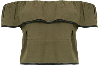 Olympiah Jasmine off the shoulder blouse