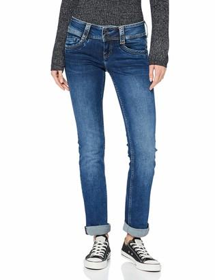 Pepe Jeans Women's Gen Straight Jeans