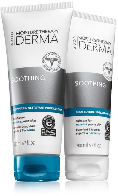 Moisture Therapy Derma Soothing Duo