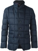 Fay layered padded jacket