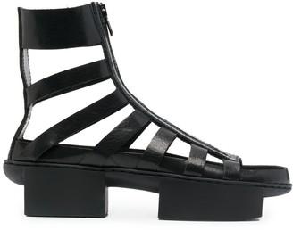 Trippen Platform-Sole Sandals