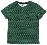 Au Jour Le Jour Snakes Printed Cotton Jersey T-Shirt