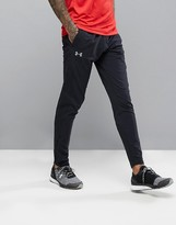 Under Armour Training Nobreaks Hg Tapered Jogger In Black 1279796-001