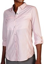 Exofficio BugsAway® Halo Check Shirt - UPF 30+, Long Sleeve (For Women)