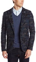 Scotch & Soda Men's Wool Blazer