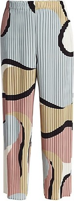 Issey Miyake Petal Pleats Pants