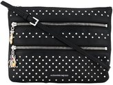 Alexander McQueen multi zip clutch - women - Lamb Skin - One Size